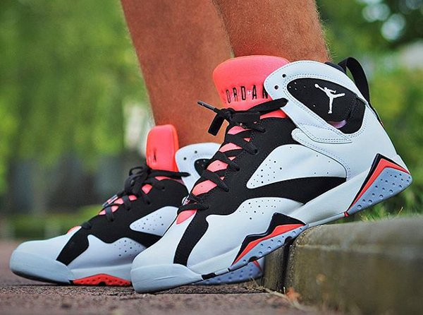 Air Jordan 7 Retro Hot Lava - @nikiya160
