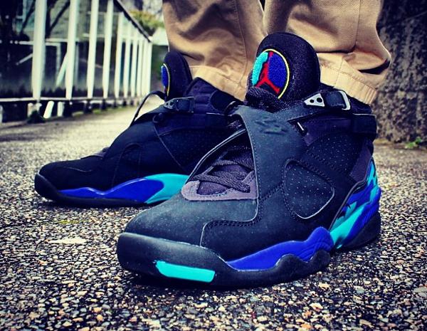 Air Jordan 8 Aqua - @_ndrw (1)
