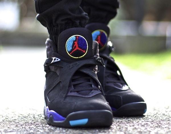 Air Jordan 8 Aqua - @_ndrw (3)