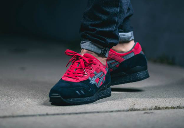 Asics Gel Lyte 3 Christmas Bad Santa (1)