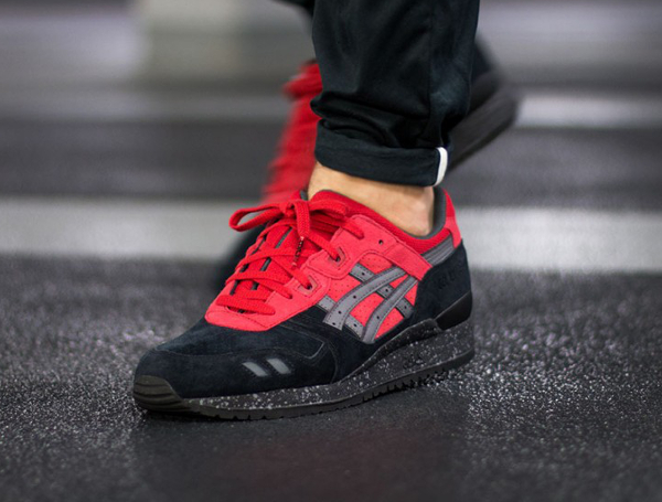 Asics Gel Lyte 3 Christmas Bad Santa (2)