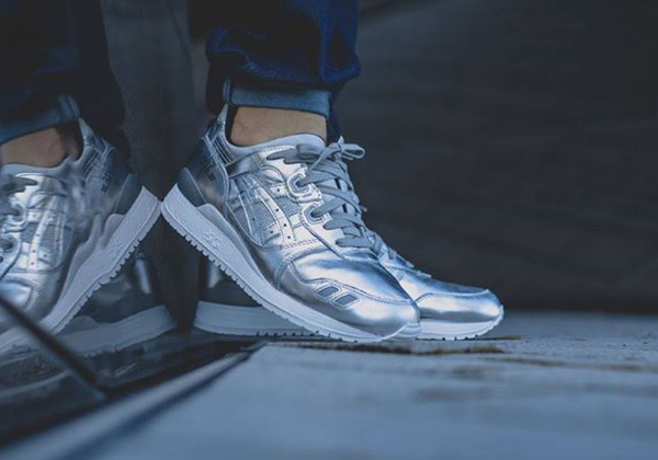 Asics Gel Lyte 3 Holiday Liquid Silver (3)
