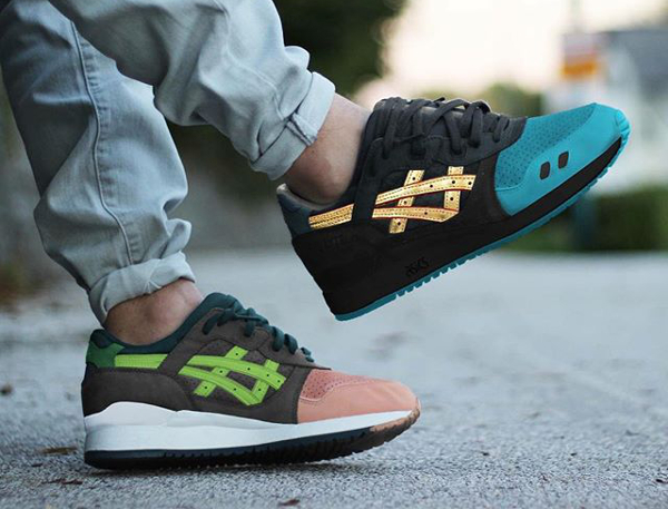 Asics Gel Lyte 3 What the Fieg - @tjoshisneaks