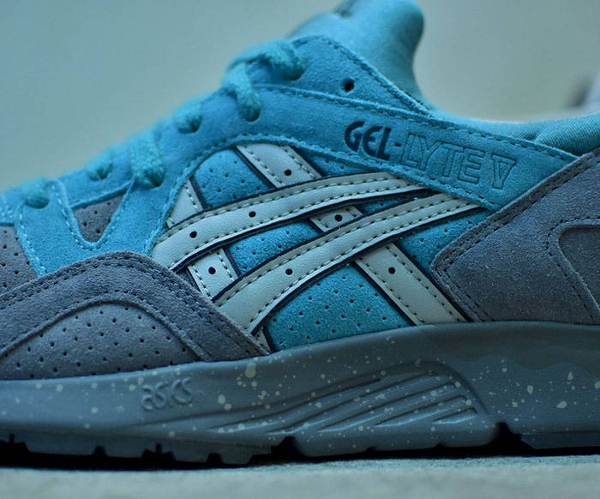 Asics Gel Lyte V Suede Grey Latigo Bay (3)
