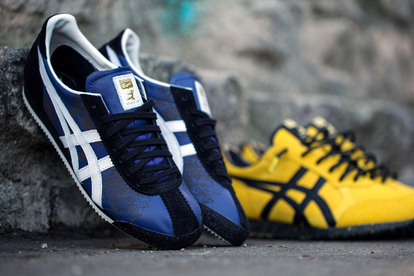 Bait x Onitsuka Tiger Corsair Bruce Lee 75th Jeet Kune Do (1)