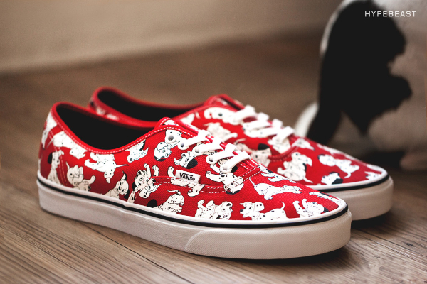Disney x Vans Authentic 101 Dalmatians (1)
