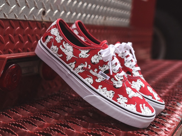 Disney x Vans Authentic 101 Dalmatians (2)