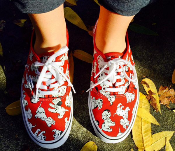 Disney x Vans Authentic 101 Dalmatians (3)