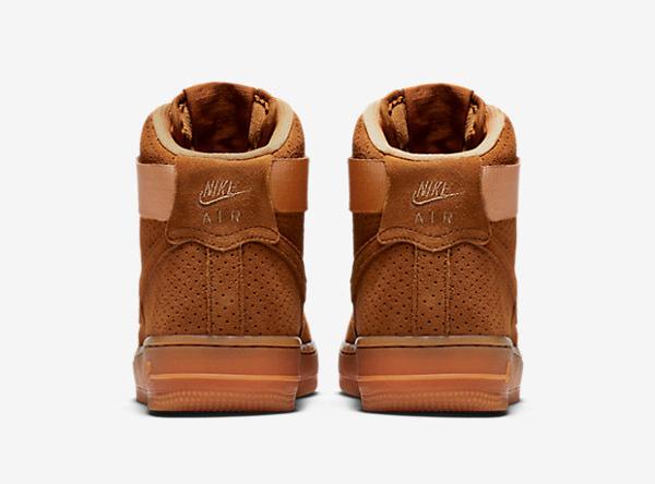 Où 1 Gum Force Nike High Acheter Air Tawny La Suede eEH9YDW2I