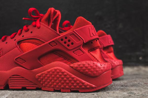 Nike Air Huarache Gym Red (6)
