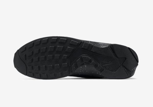 Nike Air Huarache Light PRM Black Metallic Pewter (5)