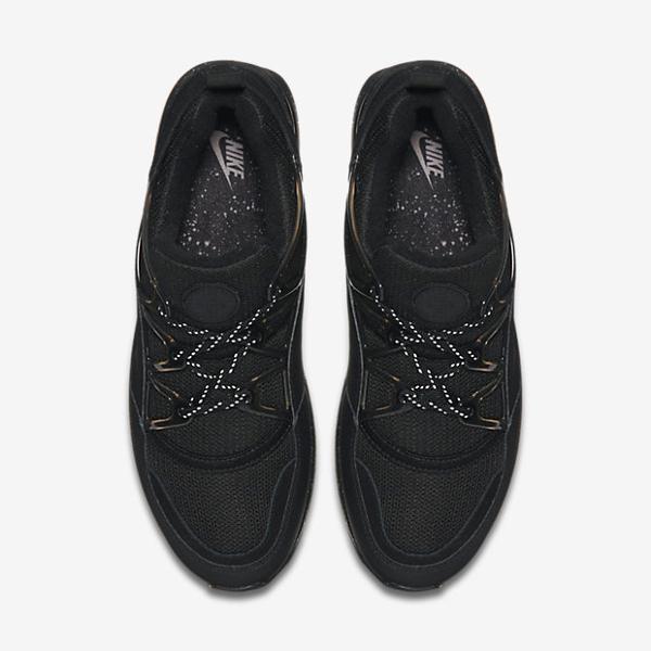 Nike Air Huarache Light PRM Black Metallic Pewter (6)