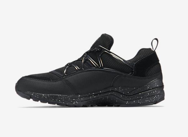 Nike Air Huarache Light PRM Black Metallic Pewter (8)