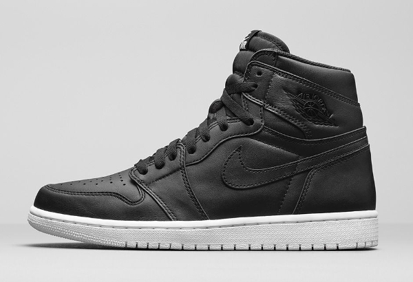 Nike Air Jordan 1 Retro High OG Black White 2015 (2)
