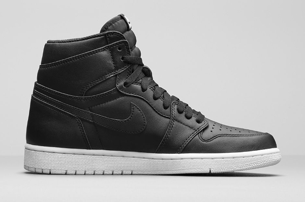 Nike Air Jordan 1 Retro High OG Black White 2015 (5)