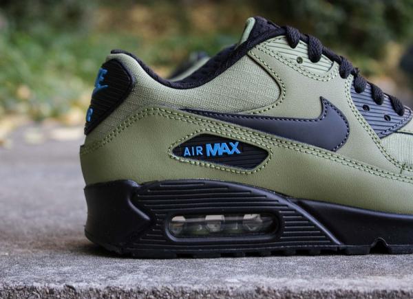 air max 90 essential homme vert
