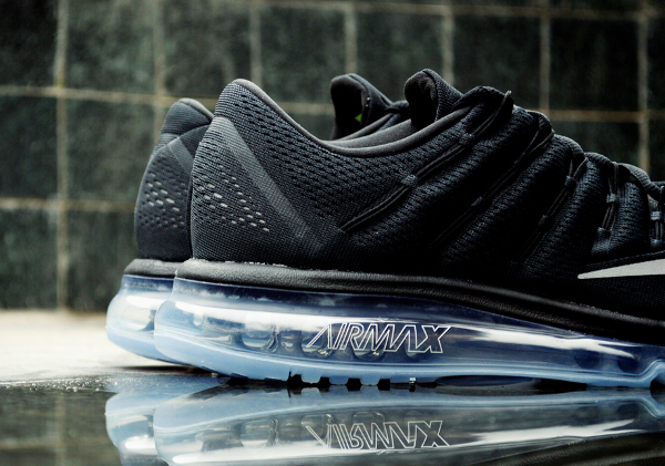 Nike Air Max Flywire Engenereed Mesh 2016 noire (2)