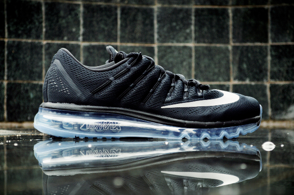 Nike Air Max Flywire Engenereed Mesh 2016 noire (5)