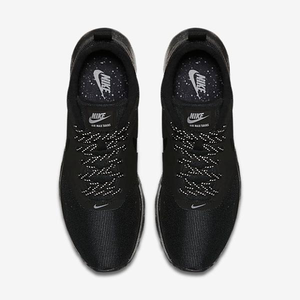 Nike Air Max tavas Se Black Metallic Pewter (4)
