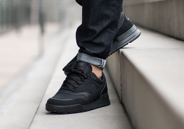 Nike Air Odyssey Vision Black (2)