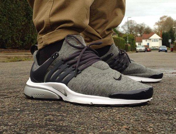 Nike Air Presto QS Fleece - @djbucko1