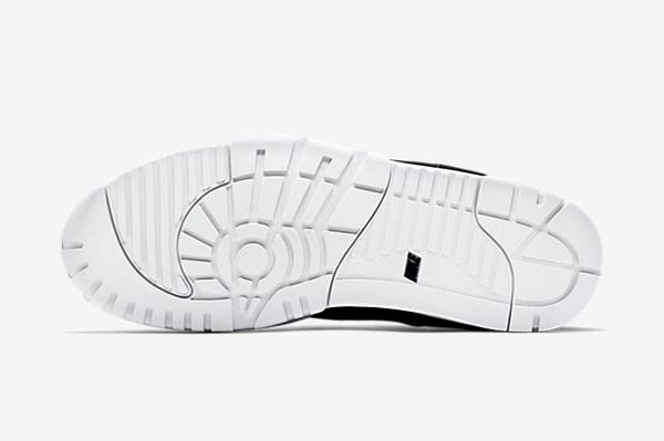 Nike Air Trainer 1 Mid cuir noir (7)