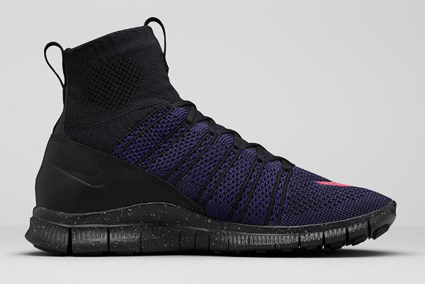 Nike Free Flyknit Mercurial Superfly CR7 Black Crimson Court Purple (2)