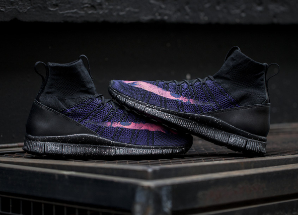 Nike Free Flyknit Mercurial Superfly CR7 Black Crimson Court Purple (6)