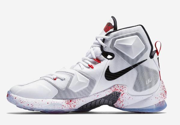 Nike Lebron 13 taches de sang (13)