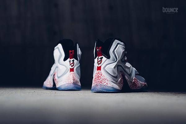 Nike Lebron 13 taches de sang (6)