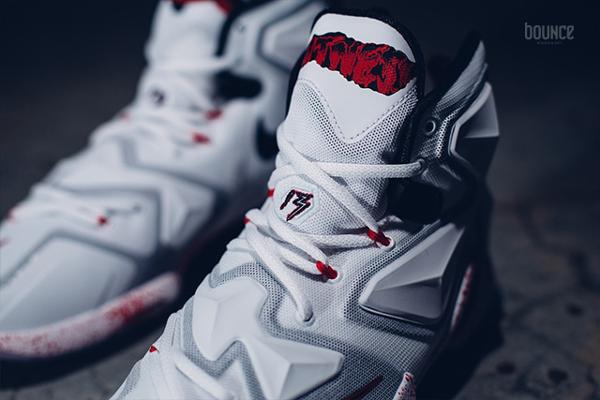 Nike Lebron 13 taches de sang (8)