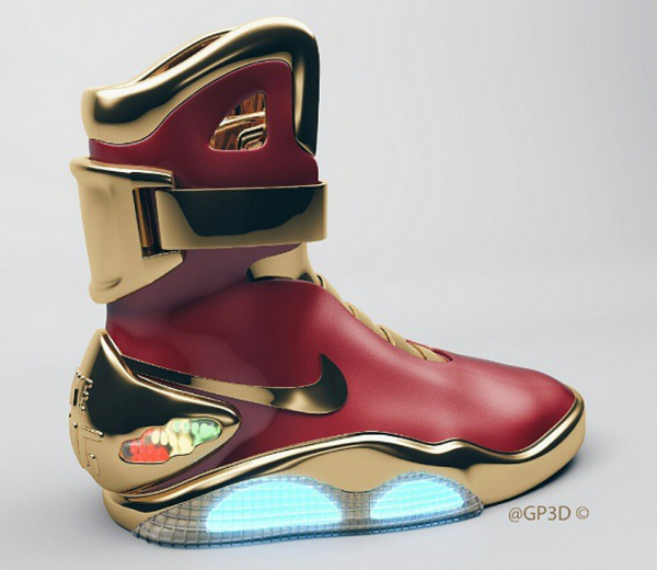 Nike Mag 3D Silver Ironman (1)