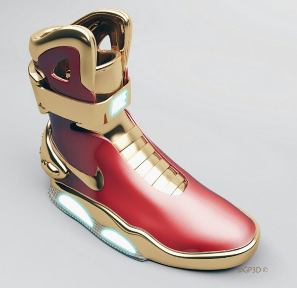 Nike Mag 3D Silver Ironman (2)