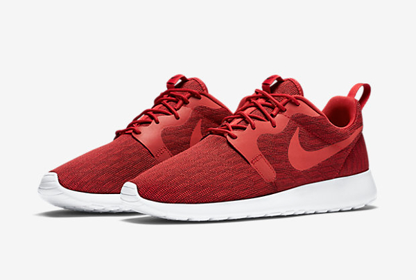 Nike Roshe One Hyperfuse Knit KJCRD Team Red Gym Red (1)