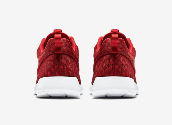 Nike Roshe One Hyperfuse Knit KJCRD Team Red Gym Red (2)