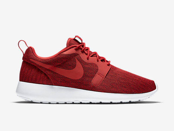 Nike Roshe One Hyperfuse Knit KJCRD Team Red Gym Red (3)