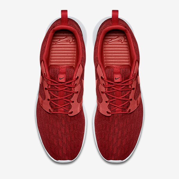 Nike Roshe One Hyperfuse Knit KJCRD Team Red Gym Red (4)