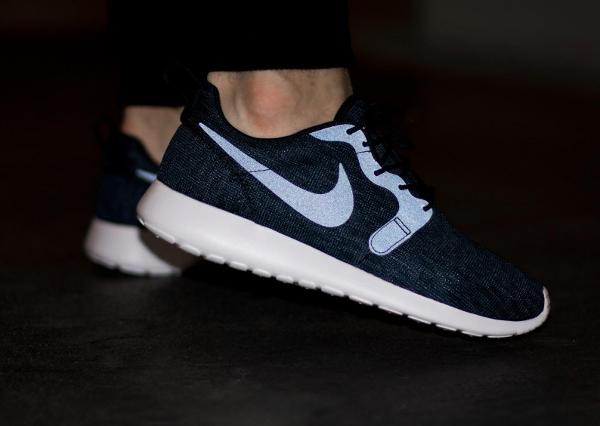 Nike Roshe Run Jacquard (automne 2015) Blue