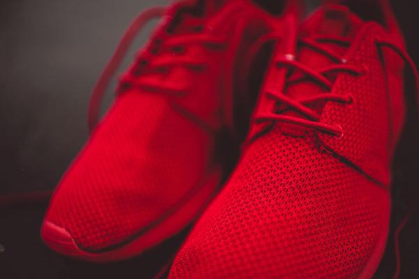Nike Roshe Run rouge (3)