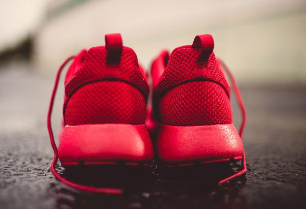 Nike Roshe Run rouge (5)