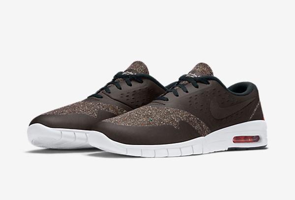 Nike SB Eric Koston 2 Max Brown Black Crimson (1)
