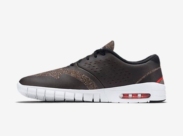 Nike SB Eric Koston 2 Max Brown Black Crimson (5)