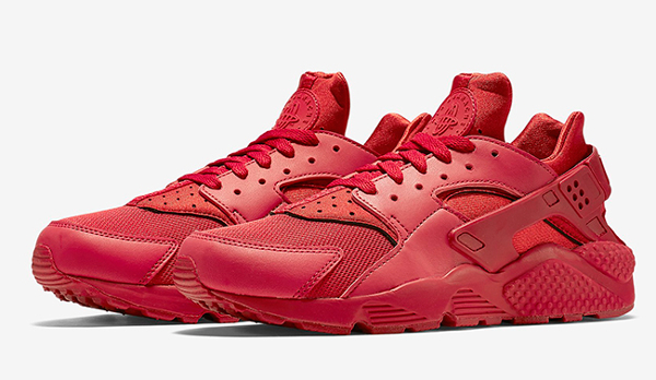 Nike Wmns Air Huarache Varsity Red (1)