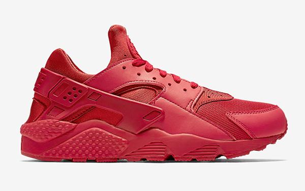 Nike Wmns Air Huarache Varsity Red (2)