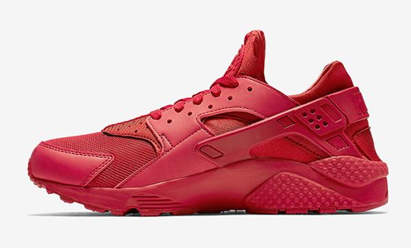 Nike Wmns Air Huarache Varsity Red (3)