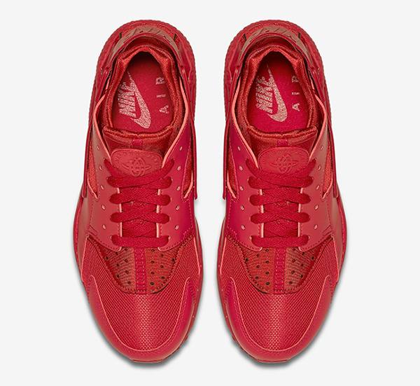 Nike Wmns Air Huarache Varsity Red (4)