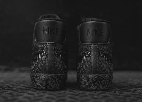 Nike Wmns Blazer Diamondback noire (3)