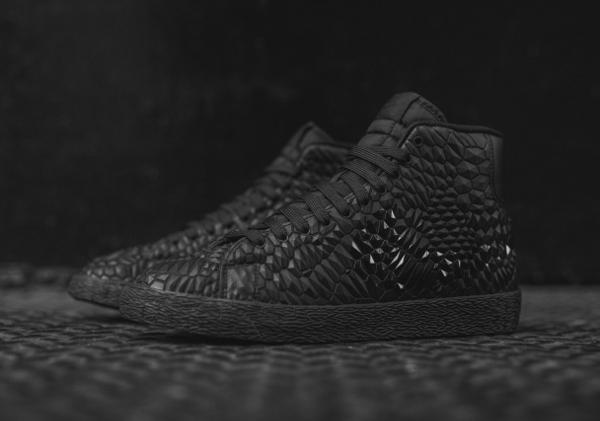 Nike Wmns Blazer Diamondback noire (5)