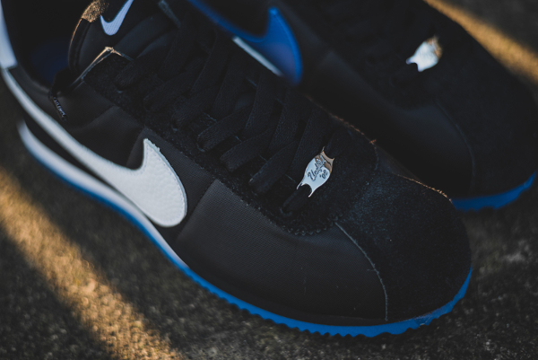NikeLab Classic Cortez SP x UNDFTD Black Blue (5)
