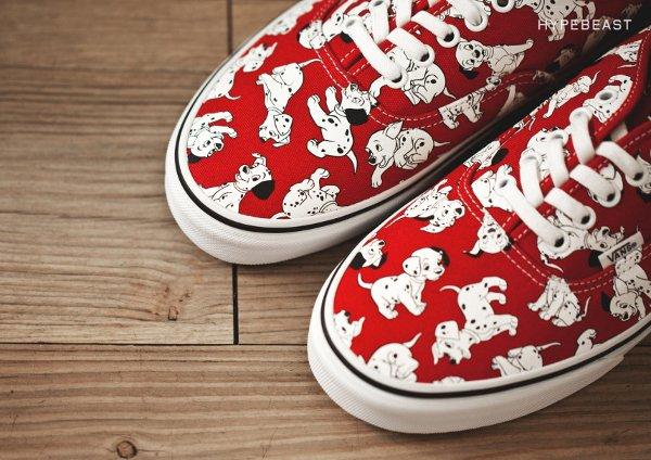 Vans Authentic x Disney '101 Dalmatians'
